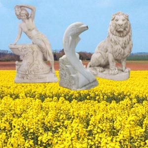 Statues et Statuettes
