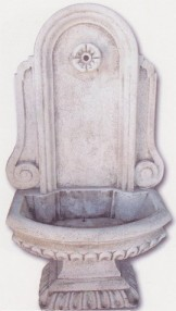 fontaine-murale-rustique-conque