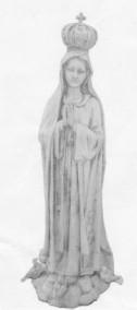 La Vierge et les colombes