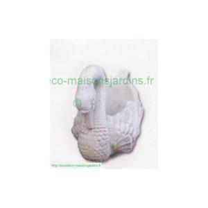 Vase cygne petit