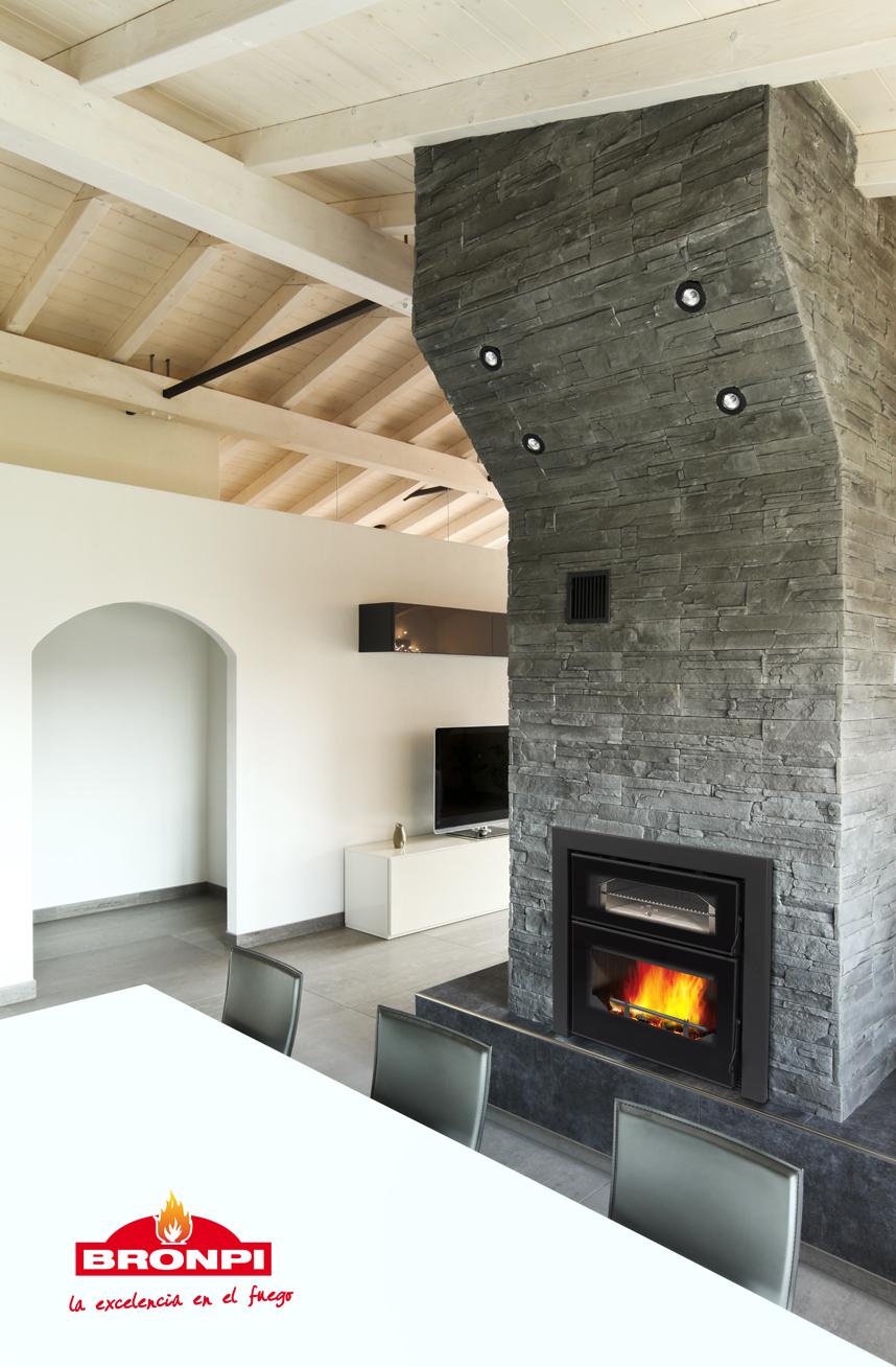 insert bois everest vision eurodeco. Black Bedroom Furniture Sets. Home Design Ideas