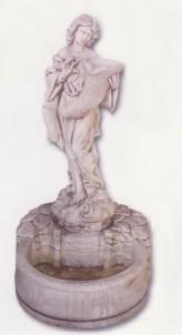 Bassin - Vénus corne d'abondance