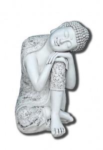 Bouddha à genoux - grand