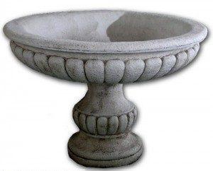 Fontaine granulée