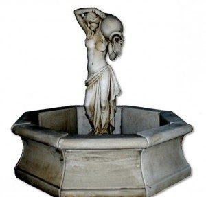 Fontaine Hexagonale avec Venus