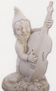 Nain avec violon