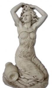 Vénus à genoux