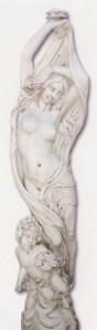 Vénus et enfant