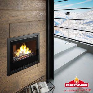 Chaudière à bois Hydrobronpi 70E Vision