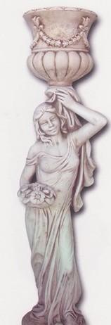 Vénus avec bouquet de fleurs et vase
