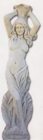 Vénus avec conque et coquillage